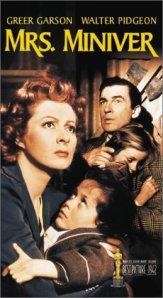 Mrs Miniver film poster