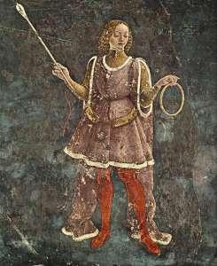 Francesco del Cossa's fresco